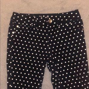Justice Polka Dot Jeans-Offer/Bundle to Save